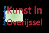Kunst in Overijssel Logo